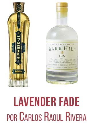 Lavender Fade